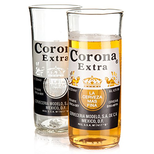 recycled-corona-extra-beer-bottle-glasses-116oz-330ml-pack-of-2-upcycled-corona-beer-bottles-corona-