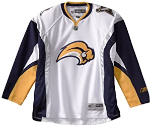 NHL Buffalo Sabres Premier Jersey, Alternate Logo, X-Large