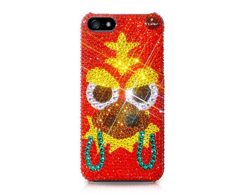 Chinese Zodiac Series Swarovski Crystal iPhone 5 Cases – Dragon