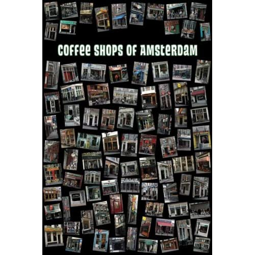 coffee shops of Amsterdam