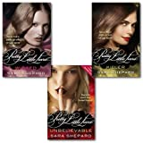 Sara Shepard Sara Shepard Pretty Little Liars Series Collection 3 Books Set, Killer, Wicked & Unbelievable