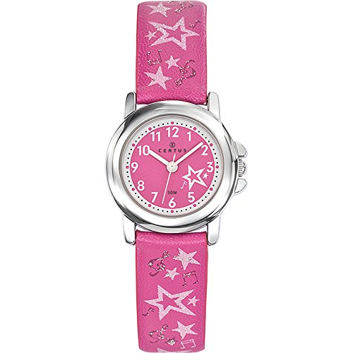 Certus Unisex Watch 647570 Analog Quartz Pink 647570