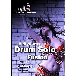 Bellydance Drum Solo Fusion