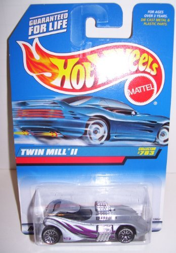 Hotwheels Twin Mill II Car