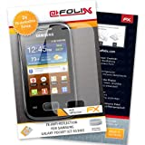 AtFoliX FX-Antireflex screen-protector for Samsung Galaxy Pocket GT-S5300 (2 pack) - Anti-reflective screen protection!