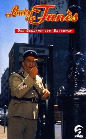 Der Gendarm vom Broadway [VHS]