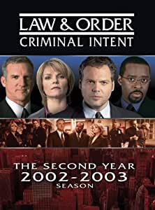Law & Order: Criminal Intent - The Second Year [Import USA Zone 1]