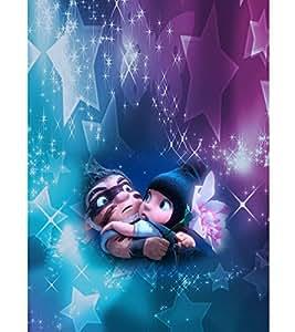 EPICCASE Cute dad & baby Mobile Back Case Cover For LG Pro Lite (Designer Case)