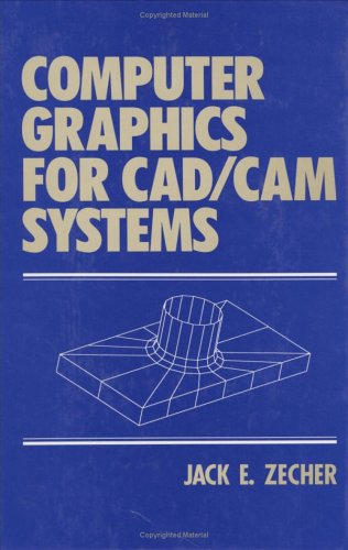 Computer Graphics for CAD/CAM Systems (Computer Aided Engineering)