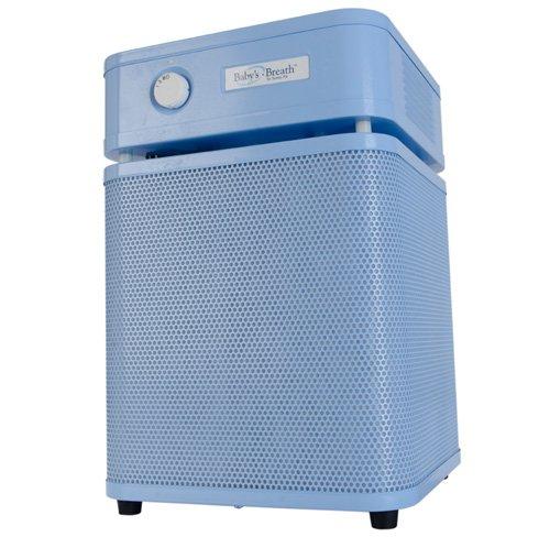 Austin Air Baby's Breath HEPA Air Purifier in Blue; MADE IN USA