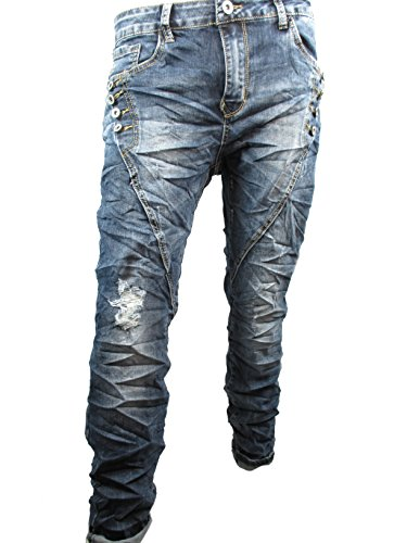 Karostar -  Jeans  - Donna vinatge denim M