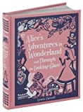 img - for Alice's Adventures in Wonderland and Through the Looking-Glass (Barnes & Noble Leatherbound Children's Classics) by Lewis Carroll (7-Sep-2014) Hardcover book / textbook / text book