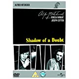 Shadow of a Doubt - Joseph Cotten, Teresa Wright, Mcdonald Carey, Gordon McDonnell, Dimitri Tiomkin, Alfred Hitchcock