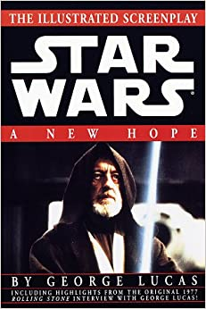 a book report on george lucas star wars a new hope Get a sneak peek at star wars icons: han solo, insight edition's new book on the galaxy's greatest scoundrel, including an interview with author gina mcintyre get a special sneak peek at a new book celebrating the galaxy's greatest scoundrel.