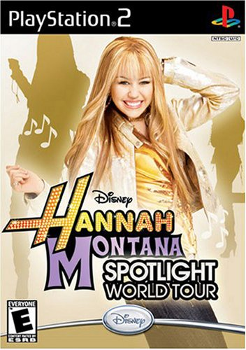 Hannah Montana Spotlight World Tour - PlayStation 2
