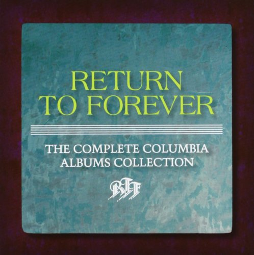 Return To Forever-The Complete Columbia Album Collection-Remastered-5CD-2011-DeBT Download