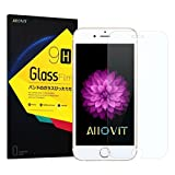 Allovit iPhone 6S Plus Screen Protector, 2-Pack Allovit HD Premium Tempered Glass Screen Protector for iPhone 6/6S Plus 5.5