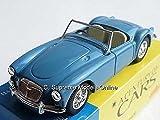 Corgi Mg Mga Car Model 1/43Rd Scale Light Blue Colour Scheme Example T3412Z