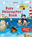 Busy Helicopter: Pull-Back (Pull-Back Series) by Usborne Books