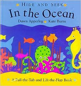Hide And Seek In The Ocean Kate Burns Dawn Apperley
