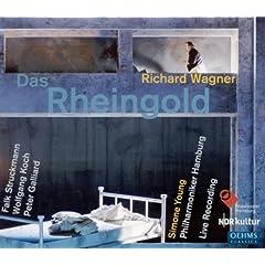 Das Rheingold: Scene 1: Lugt, Schwestern! Die Weckerin lacht in den Grund (Woglinde, Wellgunde, Flosshilde, Alberich)