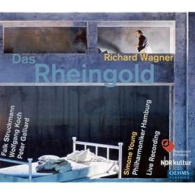 Das Rheingold: Scene 4: Bin ich nun frei (Alberich's curse)