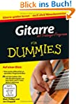 Gitarre f�r Dummies mit Trainings-Pro...