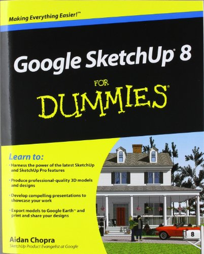 Google SketchUp 8 For Dummies - For Dummies - 0470916826 - ISBN:0470916826