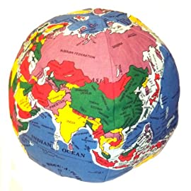 Hug a Planet Earth- Make Your Own Globe!