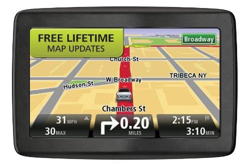 TomTom VIA 1505M 5-Inch Portable GPS Navigator