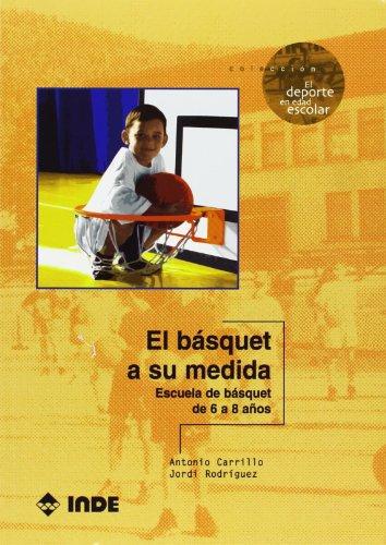 EL BASQUET A SU MEDIDA descarga pdf epub mobi fb2