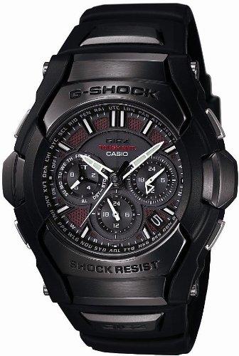 CASIO (カシオ) 腕時計 G-SHOCK GIEZ TOUGH MVT タフムーブメント タフソーラー 電波時計 MULTIBAND 6 GS-1300B-1AJF メンズ