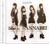 She is WANNABE! [TYPE-A]