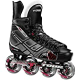 Tour Hockey Adult's Fish BoneLite 425 Inline Hockey Skates - 63TA