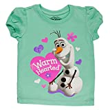 Frozen - Warm Hearted Toddler T-Shirt