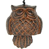 Woodstock Chimes Habitats Owl Windbell
