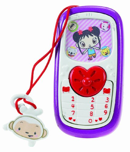Fisher-Price Kai-Lan Cellphone