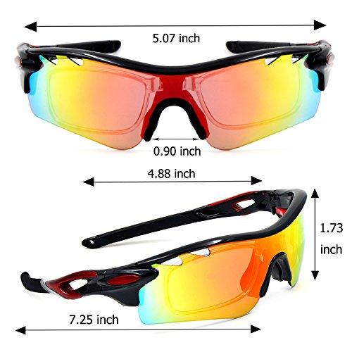 d4704fe510d6 Aupek Polarized UV Protection Glasses