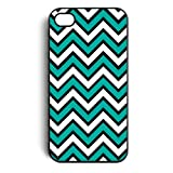 Chevron Pattern Snap On Case Cover for Apple iPhone 4 iPhone 4s