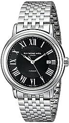 "Raymond Weil Men's 2847-ST-00209 ""Maestro"" Stainless Steel Automatic Watch"