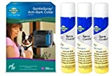 Petsafe Premier GentleSpray Humane Citronella Bark Collar Dogs PLUS 3 REFILLS