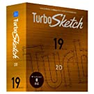 キャノンITソリューションズ TurboSketch v19 日本語版【Win版】(CD-ROM) TURBOSKETCHV19ニホWC