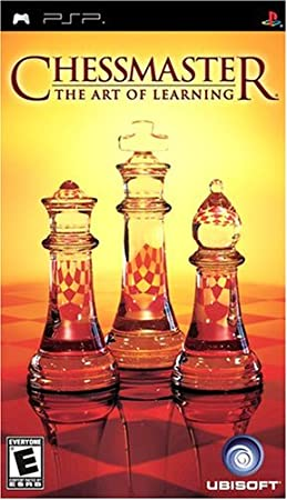 Chessmaster The Art of Learning - Sony PSP (5th Anniversary)