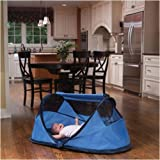 KidCo PeaPod Portable Travel Bed - Periwinkle