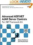 Advanced ASP.NET AJAX Server Controls...