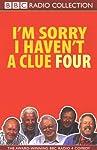 I'm Sorry I Haven't a Clue, Volume 4    BBC Worldwide