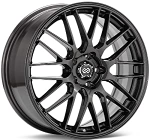 18x8 Enkei EKM3 (Gunmetal) Wheels/Rims 5x114.3 (442-880-6540GM)