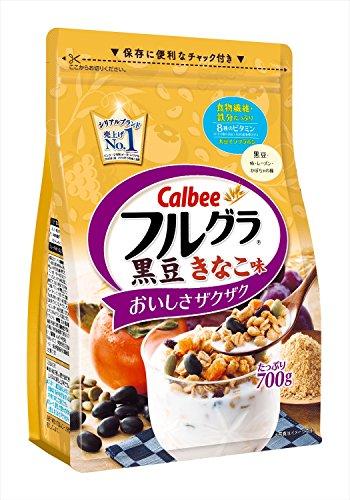 カルビー フルグラ黒豆きなこ味 700g