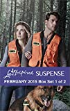 Love Inspired Suspense February 2015 - Box Set 1 of 2: To Save Her Child\Taken\Silent Hunter