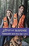 Love Inspired Suspense February 2015 - Box Set 1 of 2: To Save Her Child\Taken\Silent Hunter